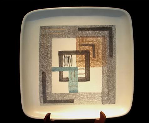 Sascha-Brastoff-absract-ashtray