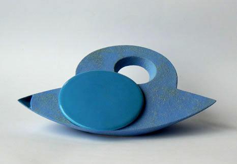 Teapot Rick Rudd contemporary styled teapot