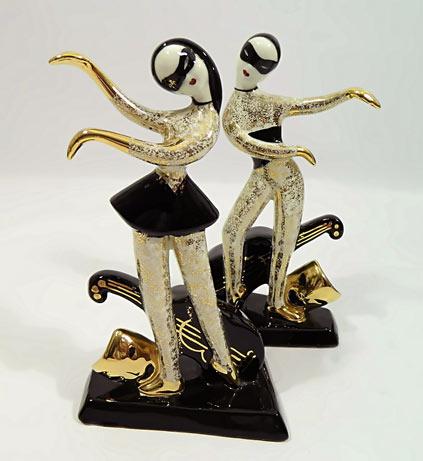 VINTAGE-HEDI-SCHOOP-harlequin-dancers