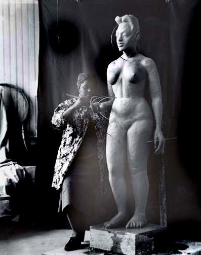 Selma Burke sculptor - (1900-1995)