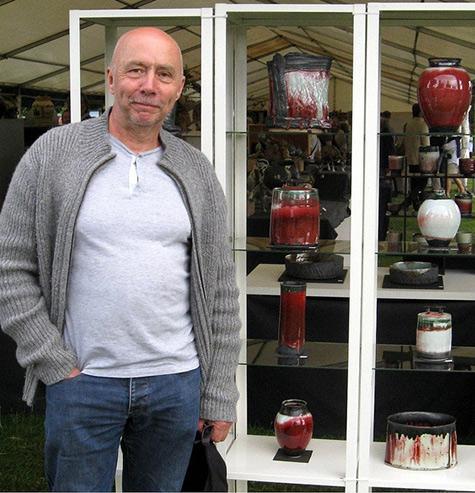 Eddie-Curtis UK potter