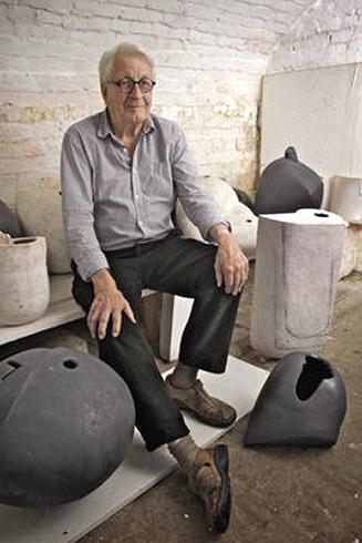 Gordon-Baldwin Uk ceramicist