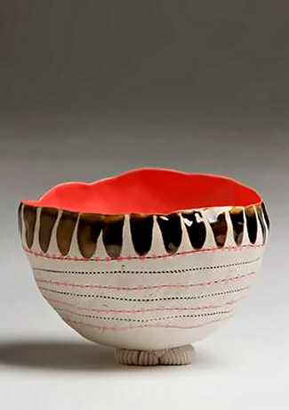 Zizipho Poswa Hand Pinched bowl