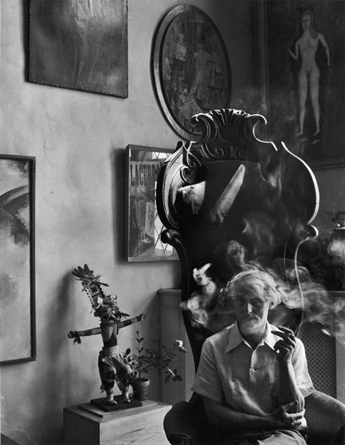 Max_Ernst,_New_York,_NY,_1942 Arnold-Newman