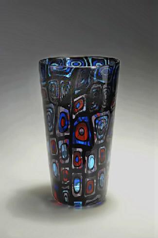 Perelda, Pollio glass tumbler