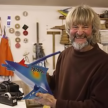 Richard-Godfrey-holding-his-rocket-dogfish-teapot