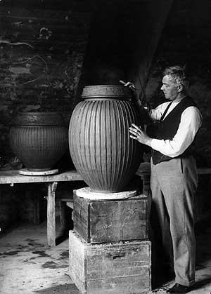 Svend Hammershoei 1873-1948