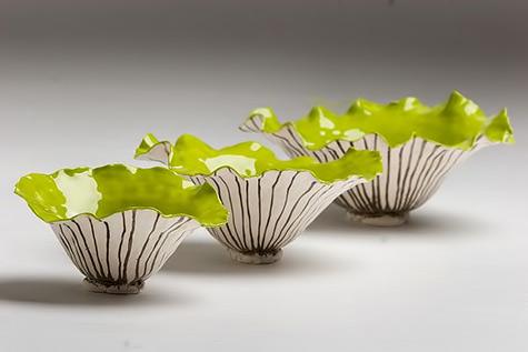 Majolandile-Dyalvane-Imiso-ceramics-Pinch Bowl Set