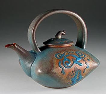Steve Irving teapot