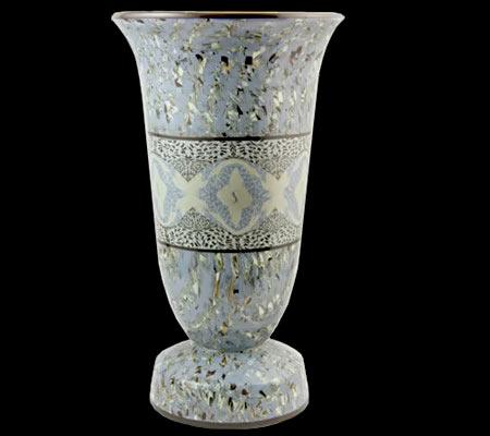 Large_Vallauris_Mosaic_Vase by Jean Gerbrino