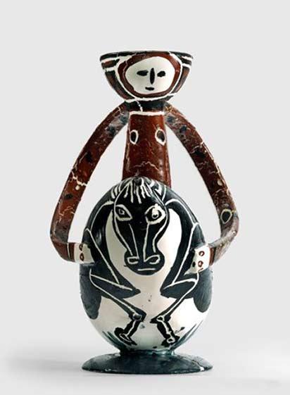 le-cavalier-pablo-picasso-1950