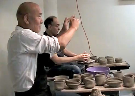 The Elusive Tea Bowl Workshop