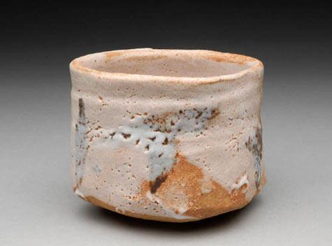 Tsujimura Shiro Tea Bowl