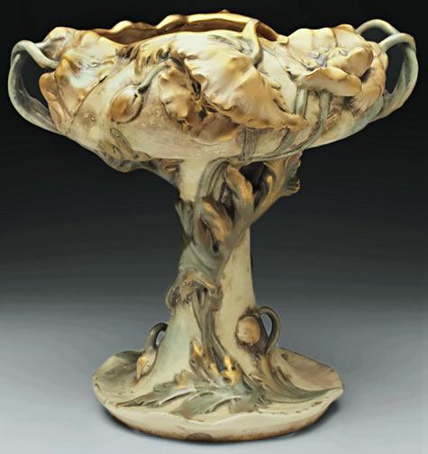 Amphora compote large form