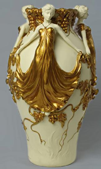 Art-Nouveau-vase