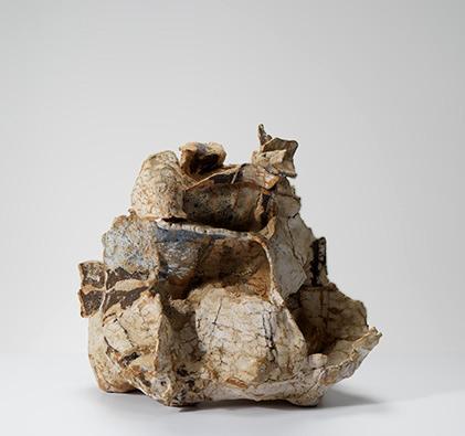 Ewen Henderson pottery sculpture