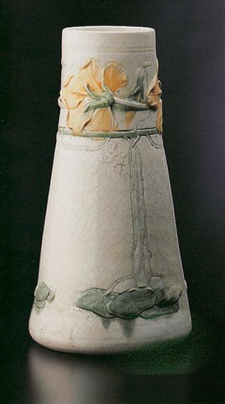 Rudolf-Hamršmíd Vase 1899