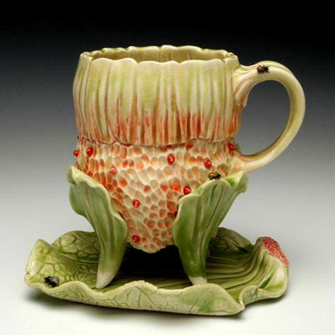 Bonnie-Seeman ceramic mug
