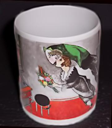 CHALEUR MASTERS ROMANTICS MUG-CUP