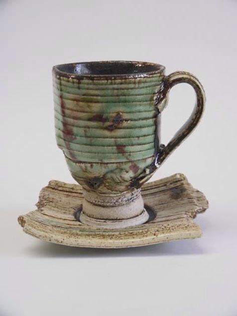 Dameon Lynn ceramic mug