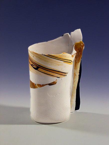 Russu Popescu Cristina handbuilt ceramic vessel