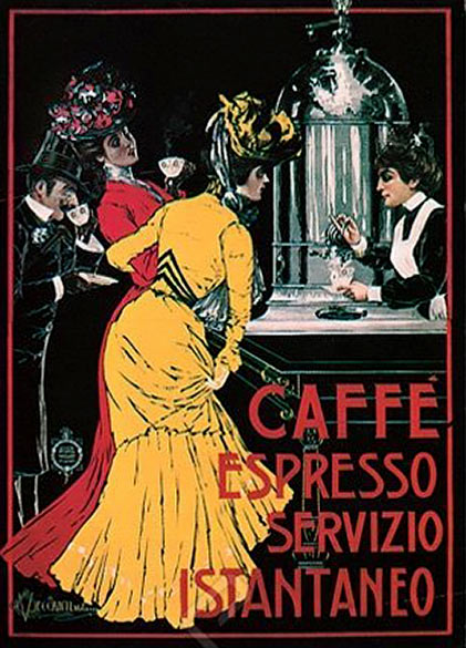 Vintage French Poster 1920