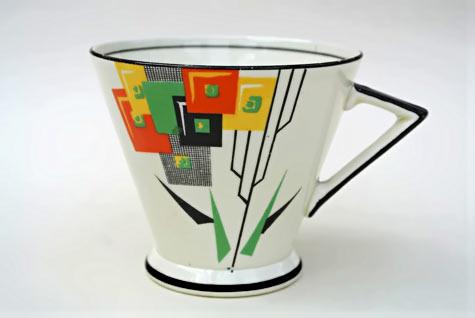 Vintage Art Deco Cup-1930's