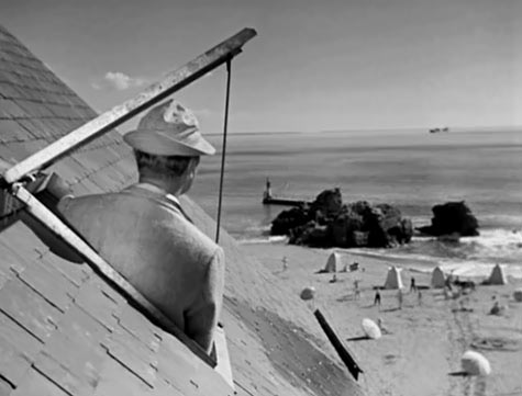 Jacques Tati Monsieur Hulot's Holiday