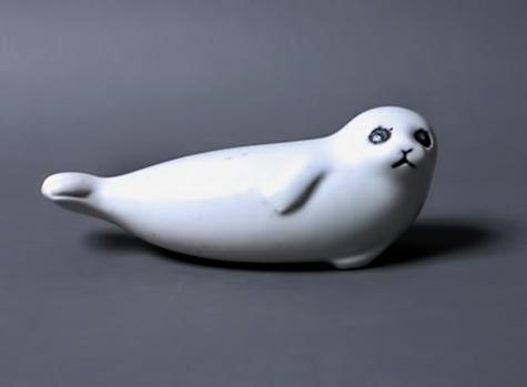 Lisa larson stoneware seal