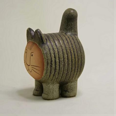 cat by lisa larson