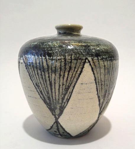 Anders Bruno liljefors vase