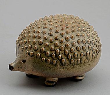 Ceramic-Swedish-hedgehog