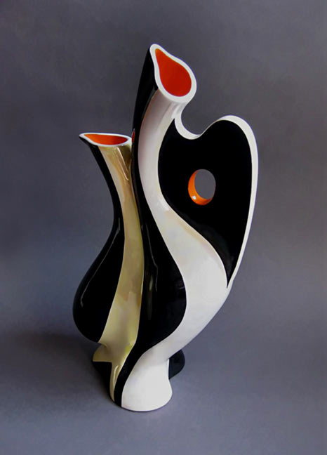 Mid Century abstract Aleluia-Jarra-c1965
