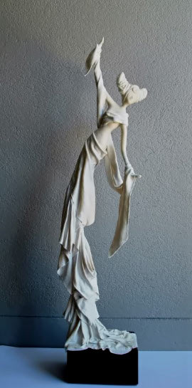 Art Deco Sculpture-1.
