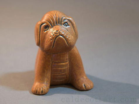 BOXER-DOG-FIGURINE-BY-LISA-LARSON-GUSTAVSBERG-1972-LISA-LARSSON