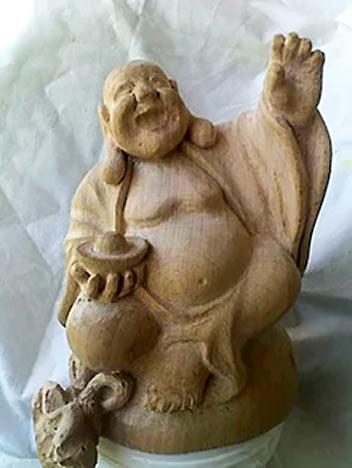 Smiling Buddha Arsen Alaverdyan