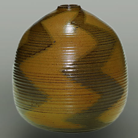 Clyde Burt vase Daytona