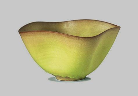 Gertrud & Otto Natzler bowl 1954