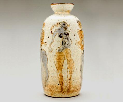 Jerome Ackerman modernist vase