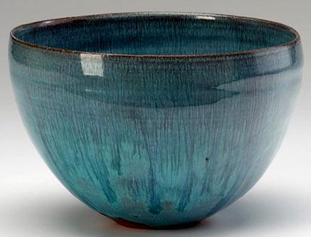 Beatrice Wood bowl