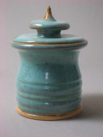Crystal Nolfo Brown Jar