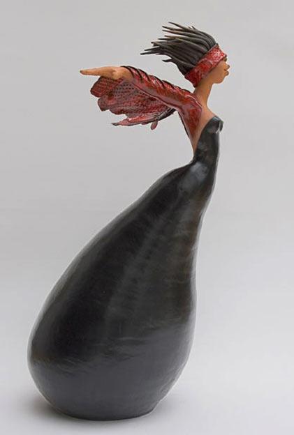 Janneke Bruines Art Figurine