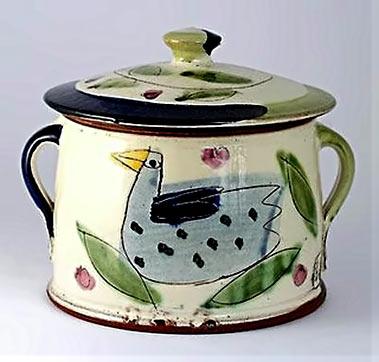 Kevin Warren ceramics