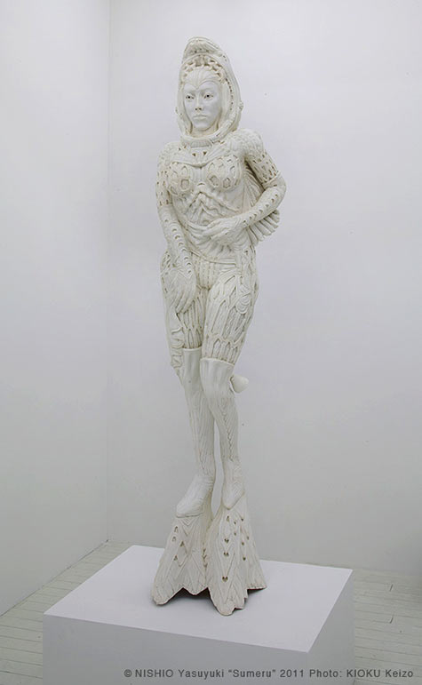 Nishio Yasuyuki - Sumeru, 2011