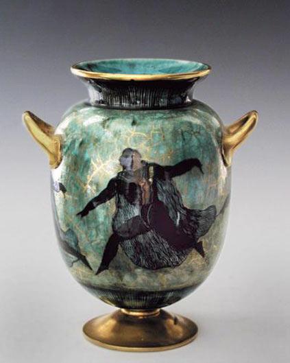 Urn vase French - Kean Mayodon