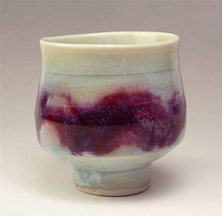 Teabowl by Margaret Frith Bowie Gallery