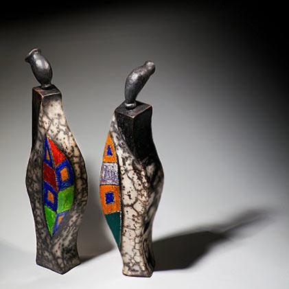 Esther Galarza Berasueta,ceramic arts