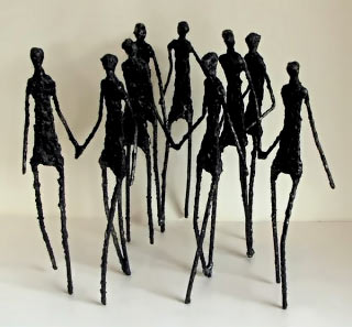 Figures Walking Artery Gallery