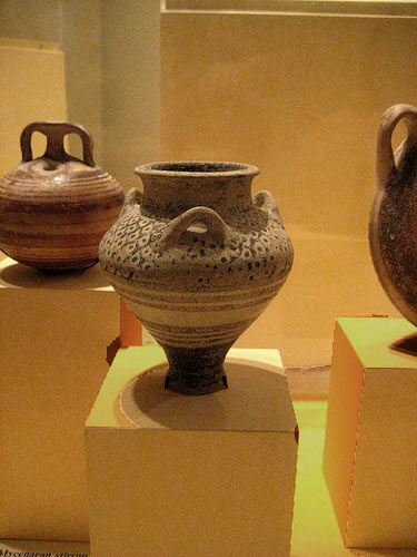 Mycenaean-Pottery ClairH Flickr