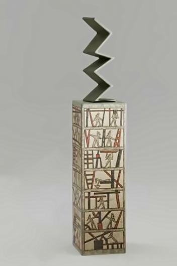 Construcciones-5 by  Jordi Marcet / Rosa vila D'abadal